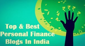 Top and Best Personal Finance Blogs in India