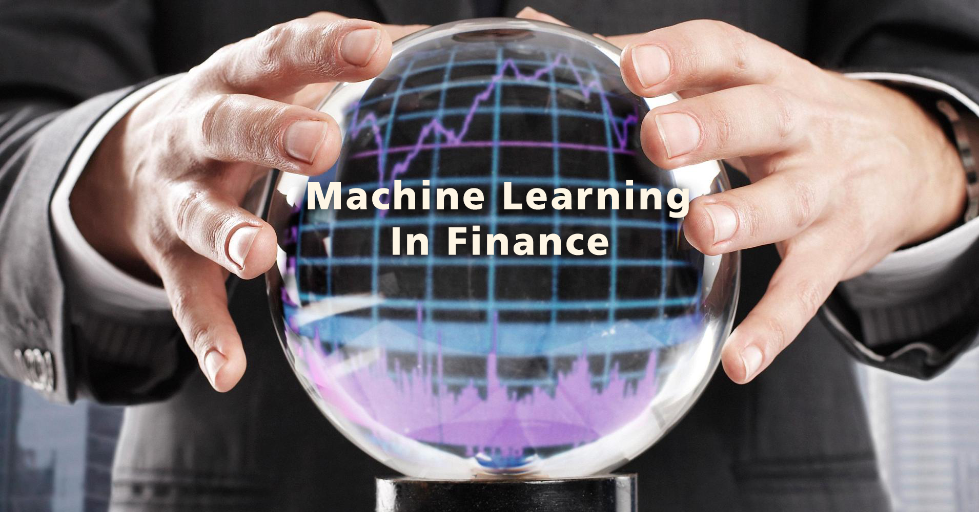 machine learning in finance