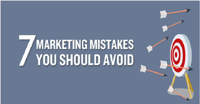 marketing mistakes business owners make