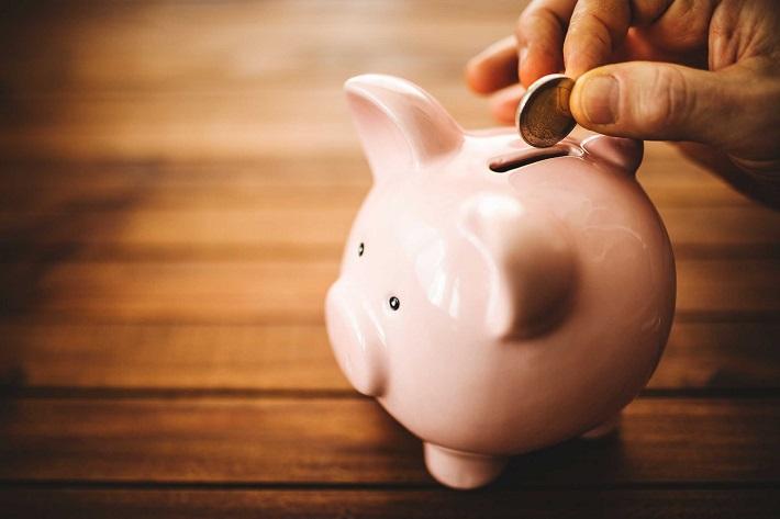 make saving money a habit