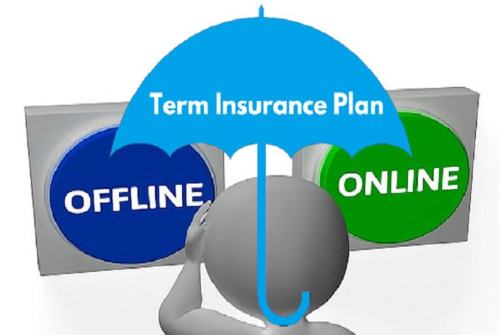 term insurance plans online