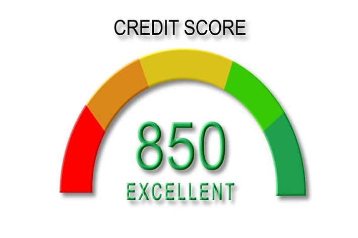 Improve credit rating