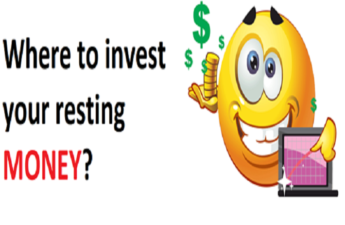 invest your resting money