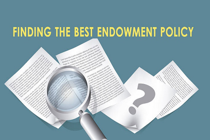 best endowment policy in india