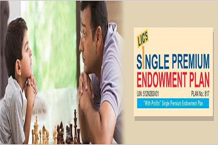lic single premium policy benefits