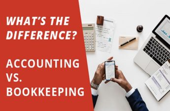 difference between bookkeeping & accounting