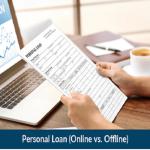 personal loans online vs offline