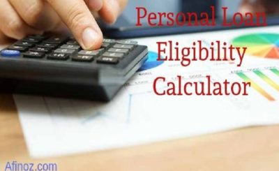 sbi personal loan eligibility calculator