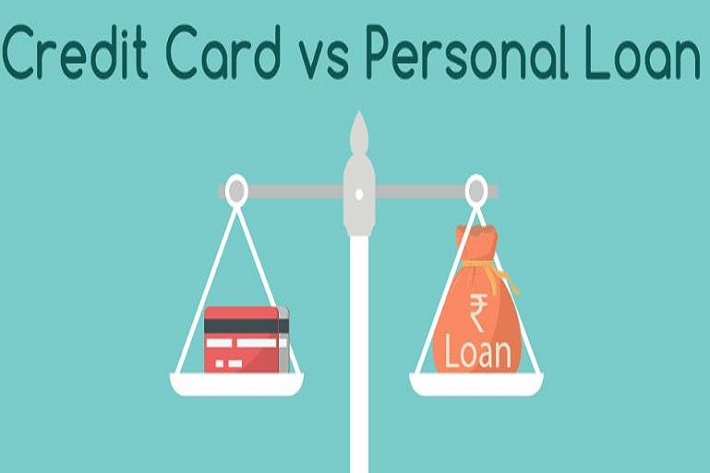 credits cards vs personal loans