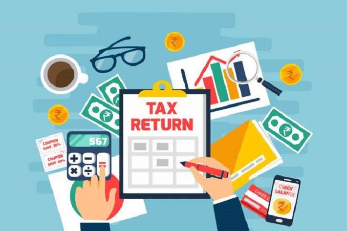 steps to file income tax return