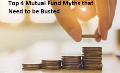 Top 4 Mutual Fund Myths that Need to be Busted