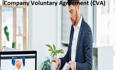 Company Voluntary Agreement (CVA)