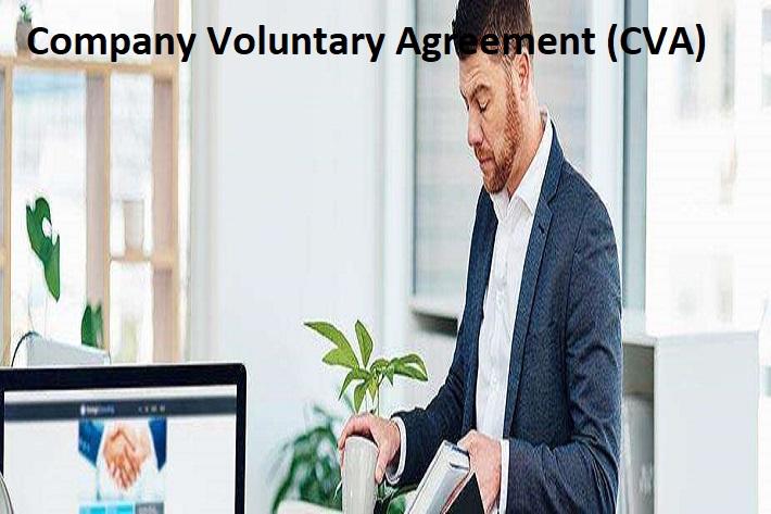 Company Voluntary Agreement (CVA)