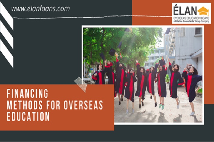 Financing Methods for Overseas Education