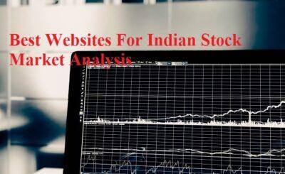 Best Websites For Indian Stock Market Analysis