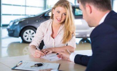 apply for a car loan