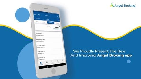 Angel Broking Online Trading App
