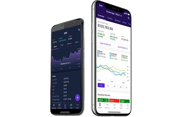 E-Trade App