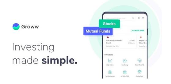 Groww Trading App