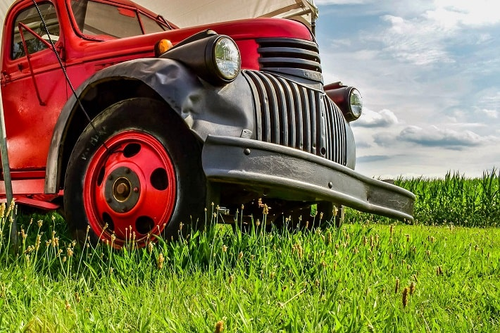 auto financing for used trucks